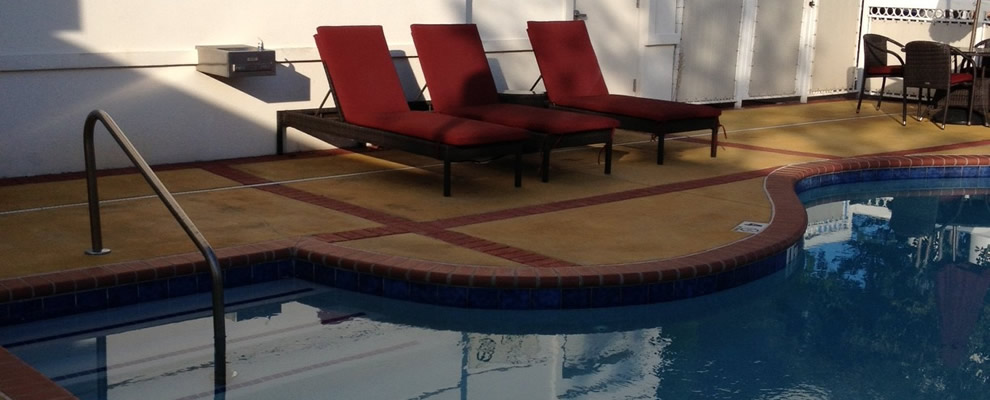 Concrete Pool Deck Florida