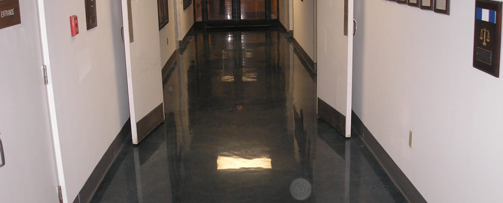 Polished Floor in Kilearn Estates